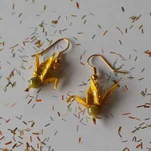 Fées cocottes jaunes