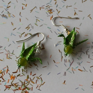 Fées cocottes vertes