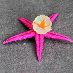 Fleur d'orange - ensemble de la bague