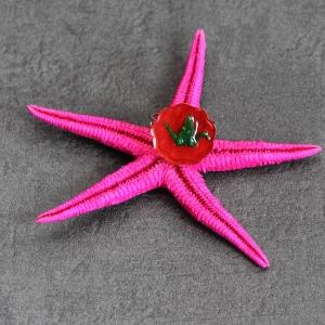 Fleur de rouge